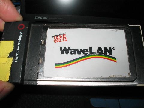 lucent wavelan driver
